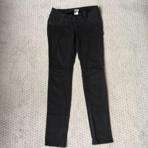H&M skinny maternity jeans